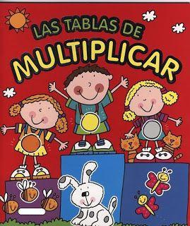 Tablas de Multiplicar Cantadas | Aprende Cantando las Tablas de Multiplicar