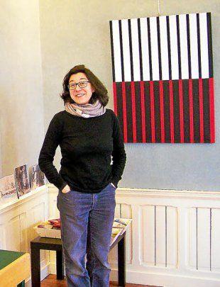 Catherine Boitier est une artiste locale qui réside dans le pays du roi Morvan,...
