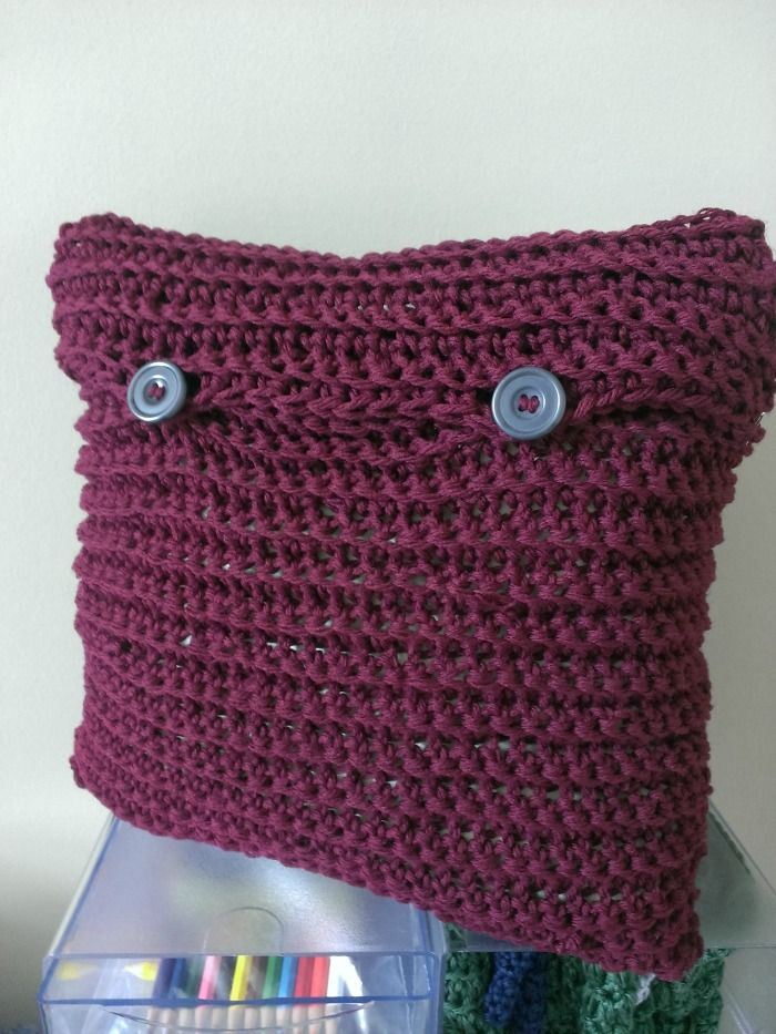 FREE Crochet Pattern: Textured 12