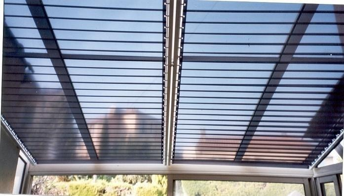 Conservatory Blinds Horizontal Blinds Conservatory