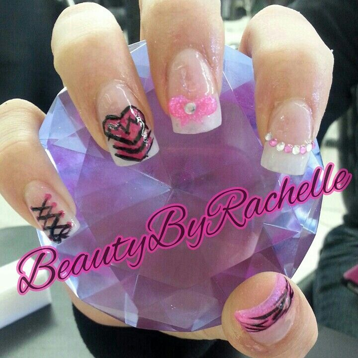 15 best Ma\' Nails Be ... Did ;) <3 images on Pinterest | Nail ...