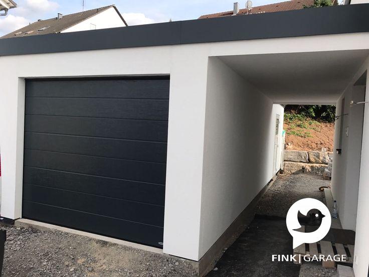 9 besten garagen in holzst nderbauweise bilder auf. Black Bedroom Furniture Sets. Home Design Ideas