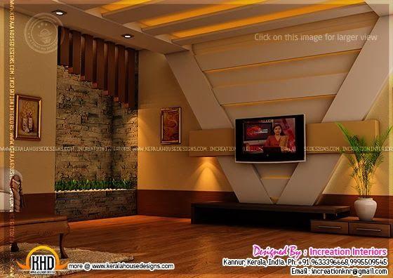 Kerala home design and floor plans House interior design Kannur