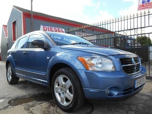 Used 2006 (06 reg) Blue Dodge Caliber 2.0 CRD SXT 5dr for sale on & 17 best cars images on Pinterest | Campsite Vans and Dodge caliber