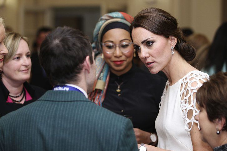 Pin for Later: Kate and William Get Shocking News on Their Royal Tour