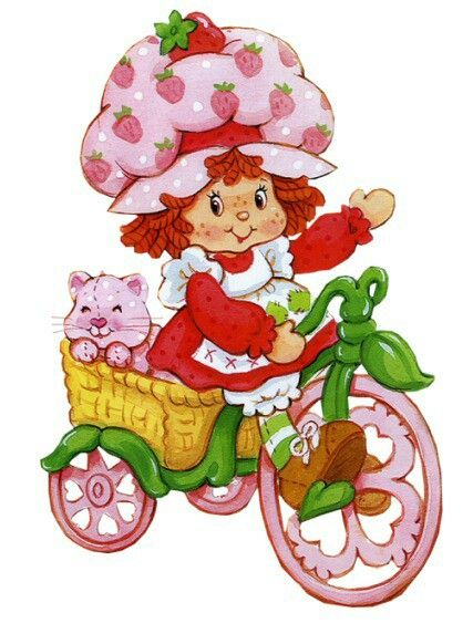 Love strawberry shortcake