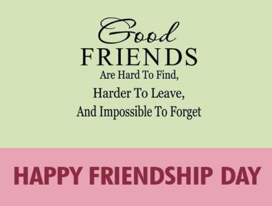 Best Friendship Day Quotes Ever
