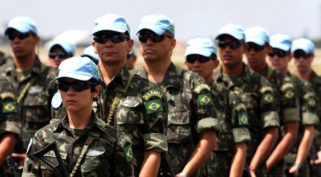 the economist paradoxo exército militar brasil protestos manifestações governo temer