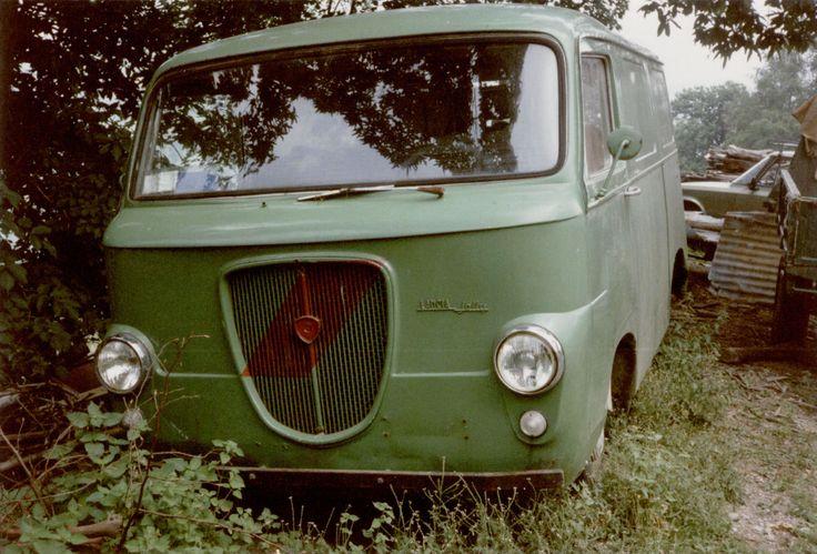 Lancia Jolly 1962 1090 cc