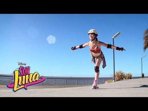 Soy Luna - Hoy se patina - Equilibrio - YouTube