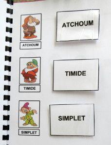 Camille a découvert les contes, il y a approximativement un an, et ne se lasse pas de réaliser des activités avec les personnages suivants : Le petit chaperon rouge, Les 3 petits cochons, Blanche Neige et les 7 nains, Pinocchio, Hansel et Gretel. Tout...