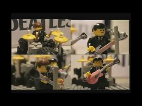 The Beatles Happy Birthday Lego Song