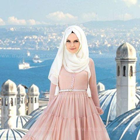 Chiffon Scarf hijab  white сolor with silk tassel.