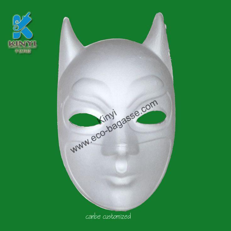 Plain Masquerade Masks To Decorate Glamorous 14 Best Paper Pulp Masks Images On Pinterest  Face Masks Masks Design Ideas