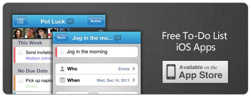 8 Free To-Do List Apps for iPhone/iPad