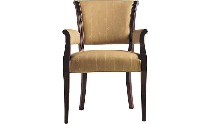 Incredible Arm Chair By Barbara Barry 3443 Baker Furniture Pabps2019 Chair Design Images Pabps2019Com