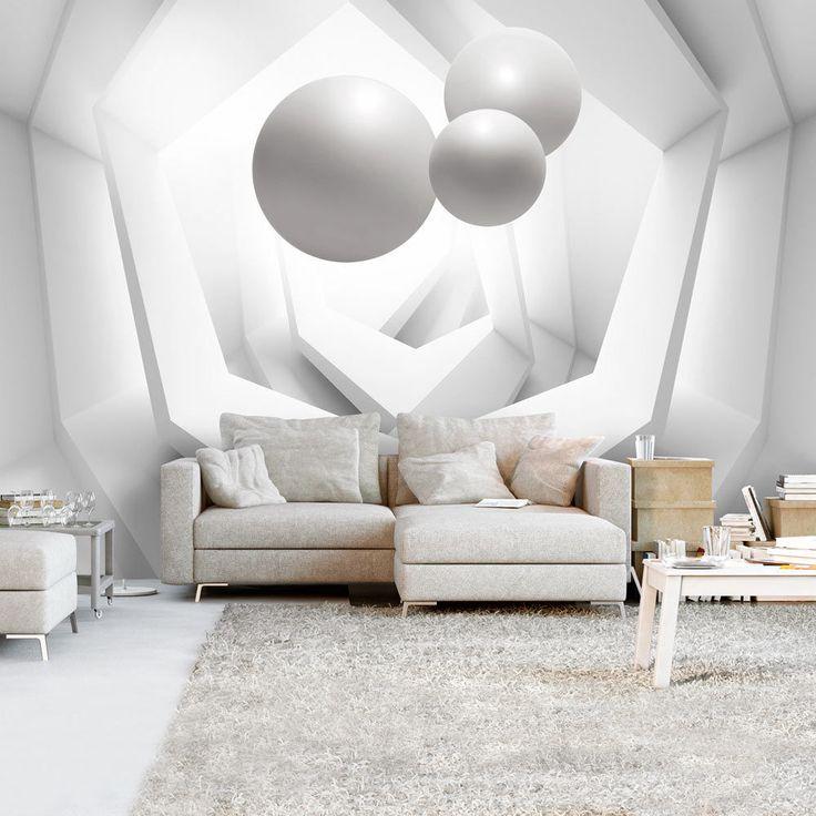 details zu vlies fototapete tapeten xxl wandbilder tapete 3d optik abstrakt a a 0276 a a 3d. Black Bedroom Furniture Sets. Home Design Ideas