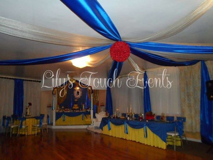 Belle / Beauty and the Beast Quinceañera Party Ideas | Photo 8 of 31