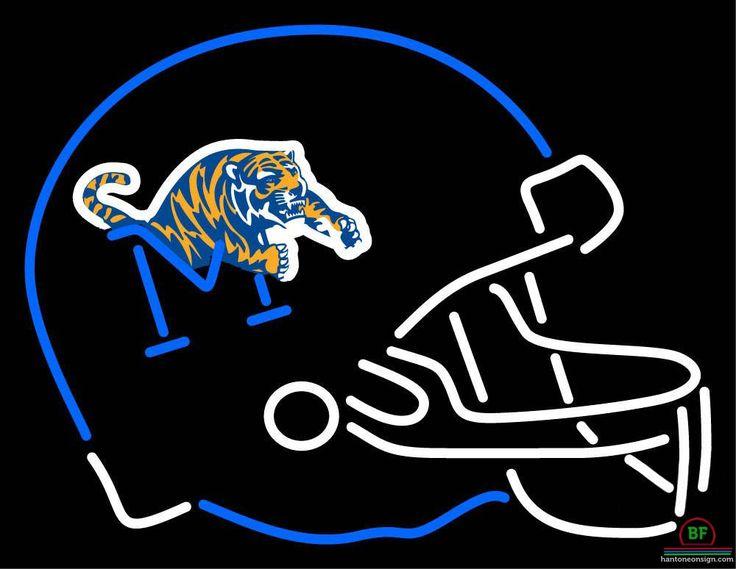 Memphis Tiger Neon Sign NCAA Teams Neon Light