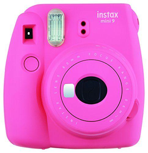 Fujifilm Instax Mini 9 Kamera flamingo rosa #Fujifilm #Instax #Mini #Kamera #flamingo #rosa