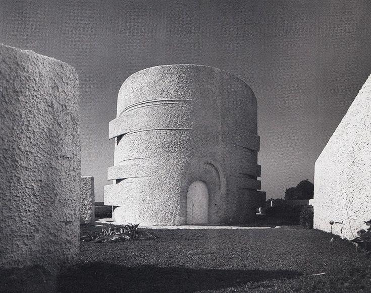 Luigi Moretti ~ Villa La Califfa 1964