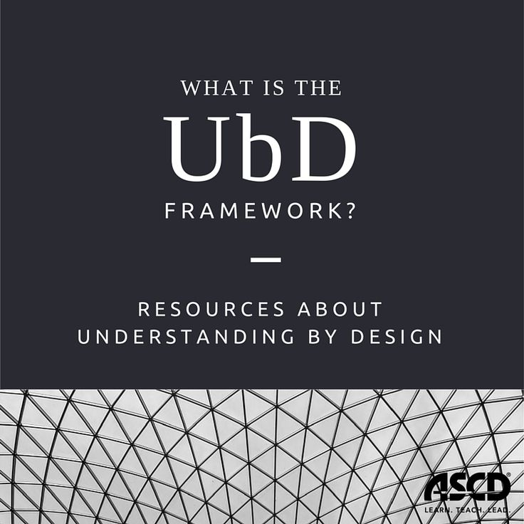 78 best understanding by design images on pinterest business thousands of educators across the country use the understanding by design framework created by grant pronofoot35fo Gallery