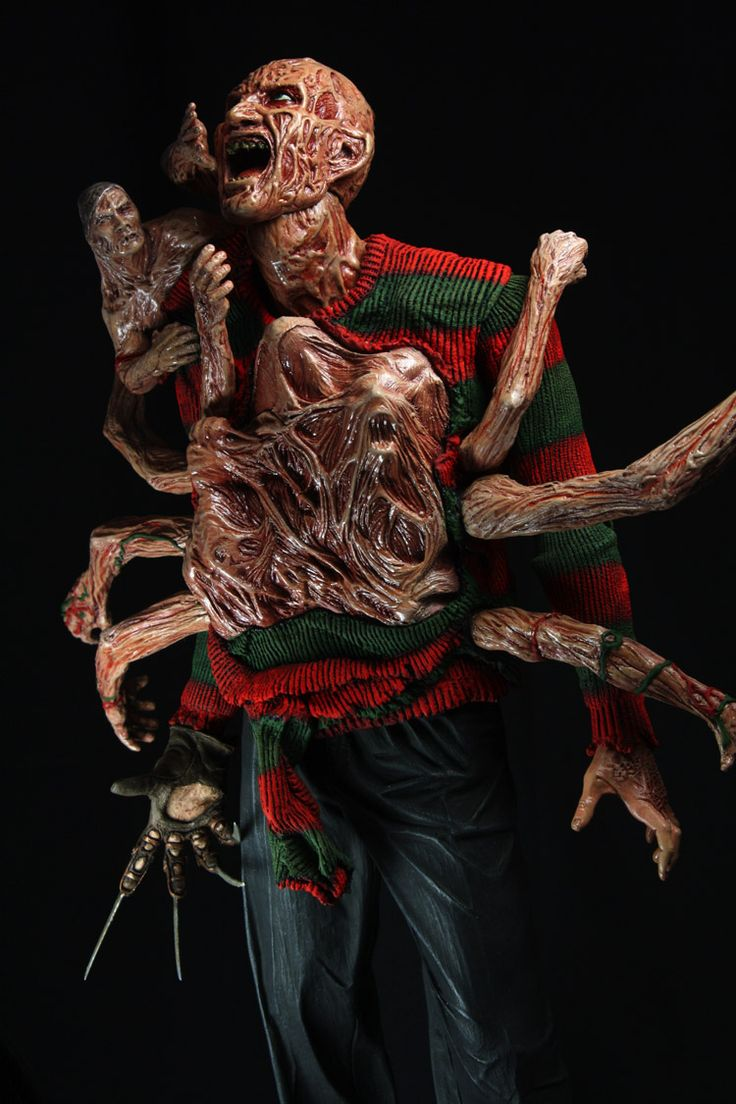 Freddy Krueger Movies | Freddy Krueger Nightmare On Elm Street
