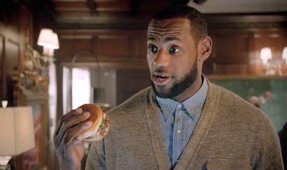Hilary swank oscar burger