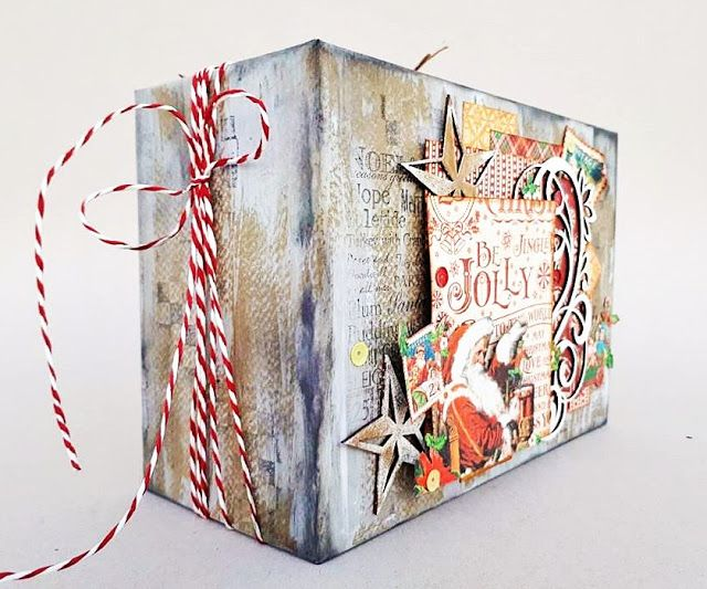 Scraps N Pieces - the Blog: December Challenge Winners!!!