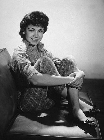 Annette Funicello 1959 CBS ....... What a heart throb SHE was!
