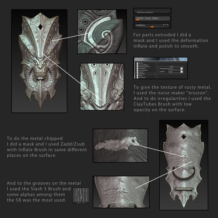 1000+ images about Zbrush on Pinterest | ZBrush, Zbrush tutorial ...