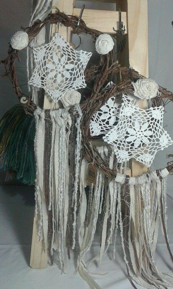 Roscas artesanales de Ibis Escarlata.