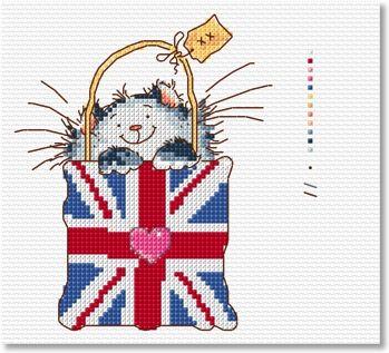 GB1 cat in bag - Simulation