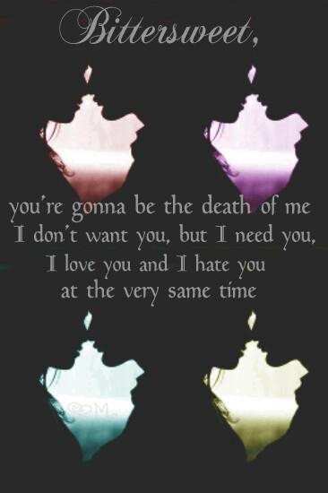 Bittersweet Poetry ~Kanye West lyrics