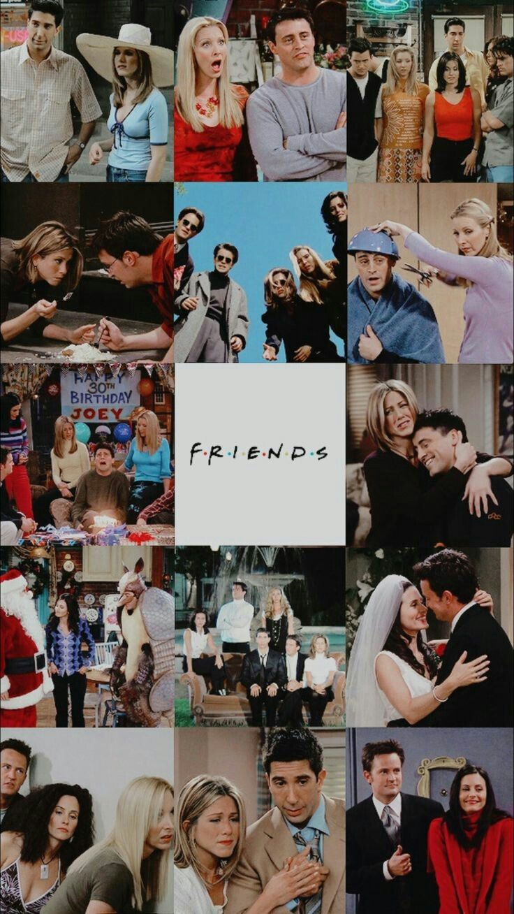 Wallpaper Friends Series Tumblr Friends Episodes Friends