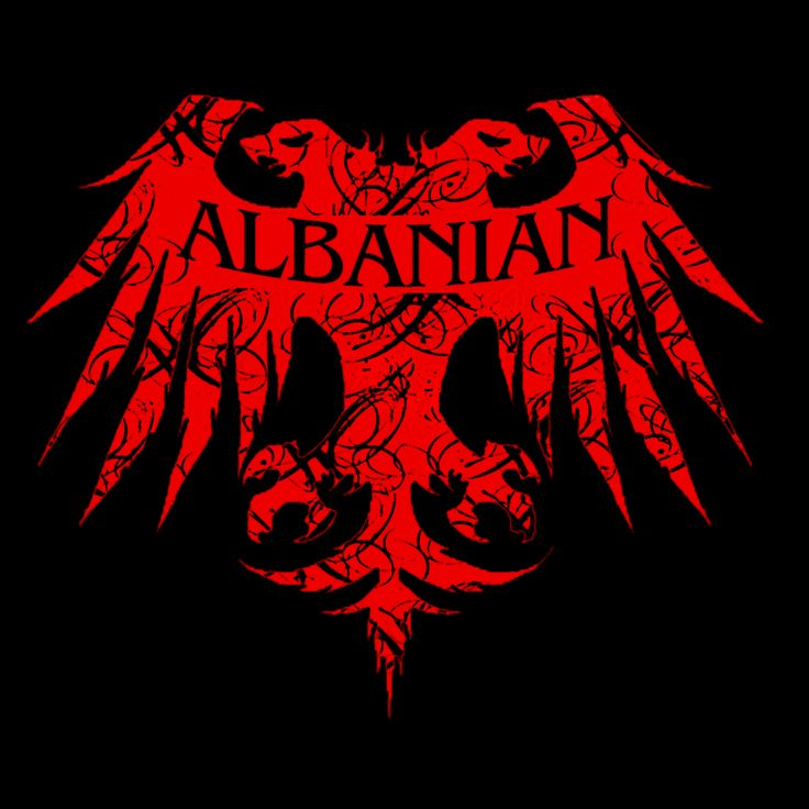 Flag Design Ideas hunderwasser Albania Flag Albanian Flag Design