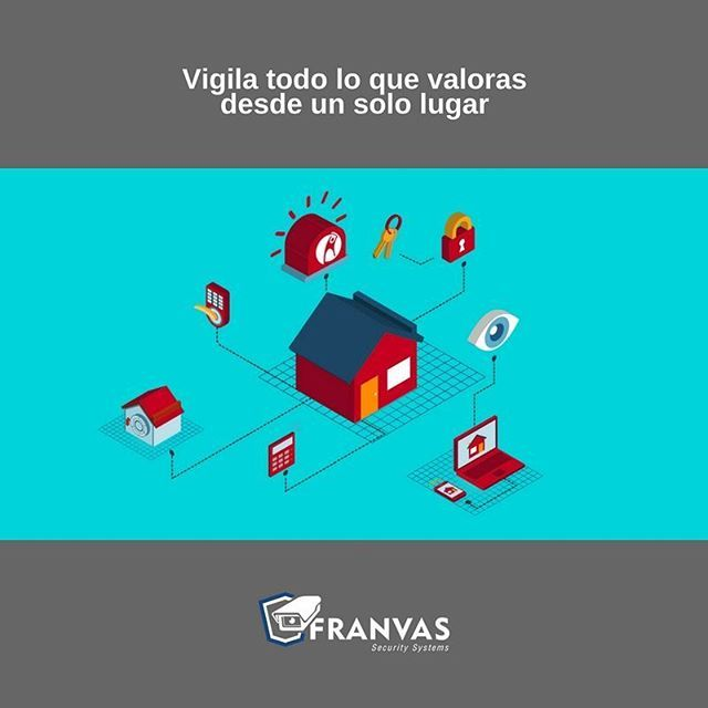 Si te gusta tener todo bajo control y supervisado, somos tu solución.  Monitorea todas lo que valoras con nuestro sistemas de videocámaras de alta resolución que te brindarán la tranquilidad que necesitas.  Escribenos: seguridadfranvas@gmail.com #sandiego #sandiegoconnection #sdlocals #sandiegolocals - posted by Seguridad Franvas https://www.instagram.com/seguridadfranvasca. See more post on San Diego at http://sdconnection.com