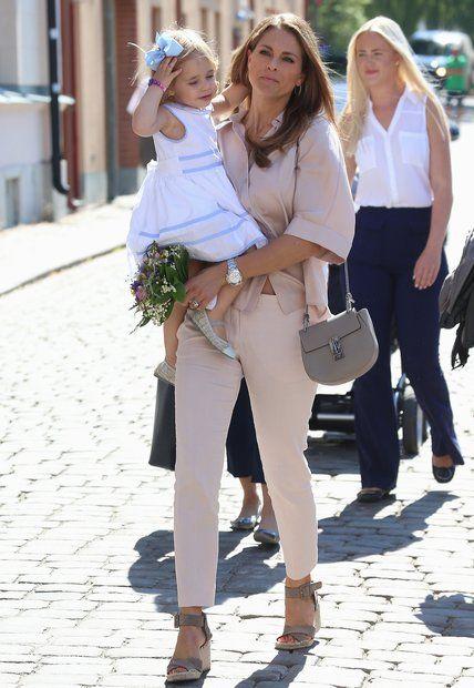 Der Style von Prinzessin Madeleine