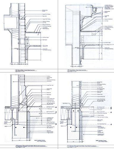 Porch Details 2 by svetlanadesign, via Flickr