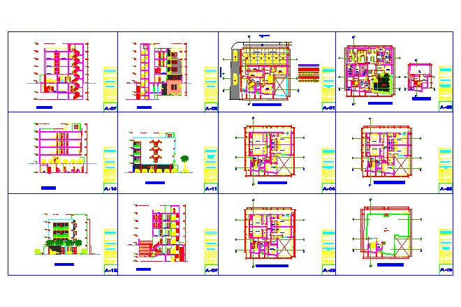 bloques Cad, Autocad, arquitectura, download, 2d, 3d, dwg, 3ds, library