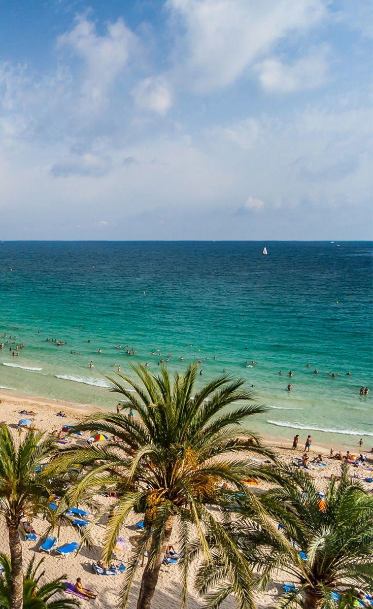 Urlaub Auf Mallorca Tipps Angebote Strandurlaub Pinterest