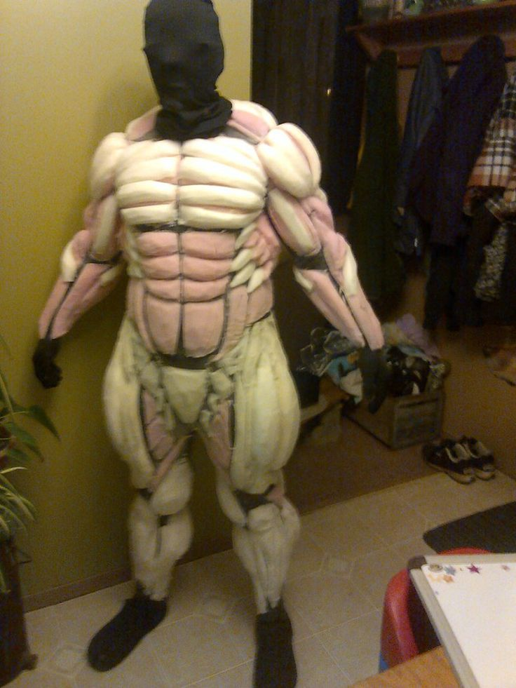 42 Best Muscle Suits Images On Pinterest Cosplay Diy