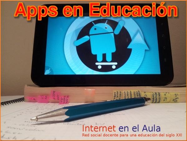 Apps en Educación