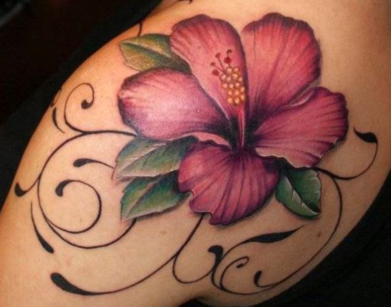 What Does Flower Tattoos Really Mean | Fashion Blog