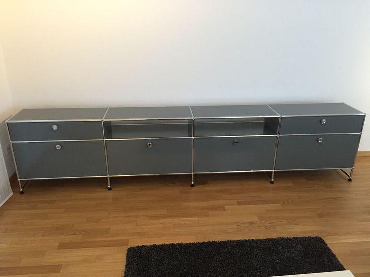 best 25 usm sideboard ideas on pinterest usm haller sideboard usm haller and usm m bel. Black Bedroom Furniture Sets. Home Design Ideas