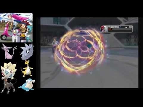 Pokemon XD: Ep 14.2 - Tower Area 1 & 2