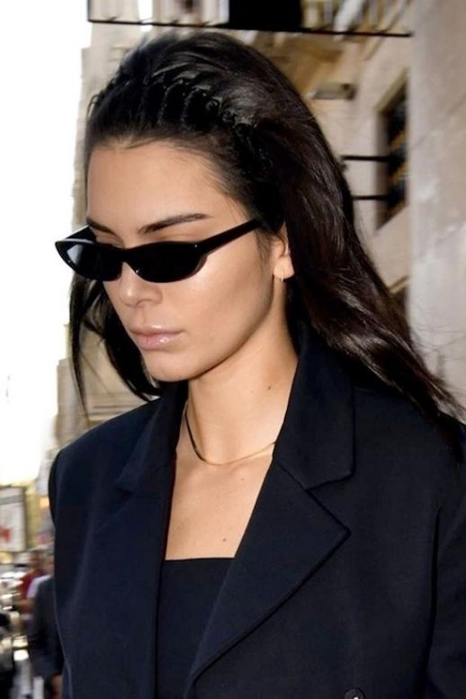 Kendall Jenner Is Still Wearing This Trend (Le Fashion)