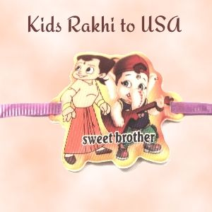 Kids Rakhi to USA