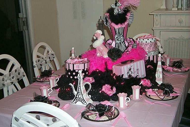 little girls diva party pink a licious pinterest