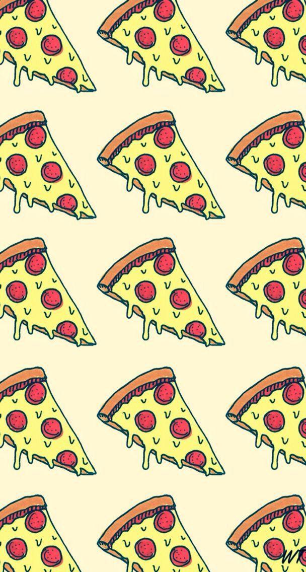 Wallpaper de pizza